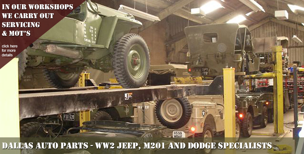 Ww2 Willys Amp Ford Jeep Parts M201 Amp Dodge Specialists